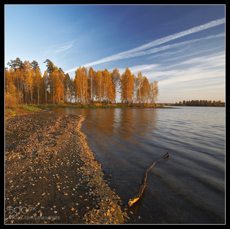Photograph Autumn. Isetskoe Lake. by Vadim Balakin on 500px