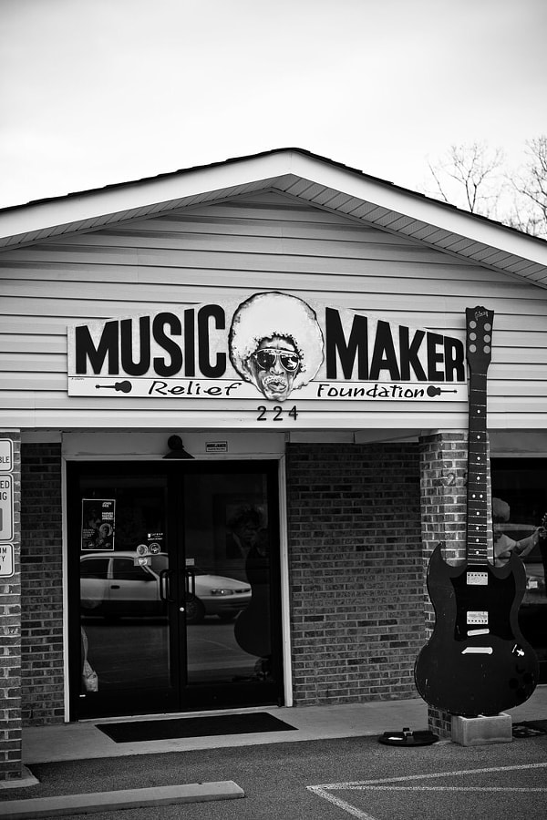 Photograph Music Maker Relief Foundation by John Oliver on 500px