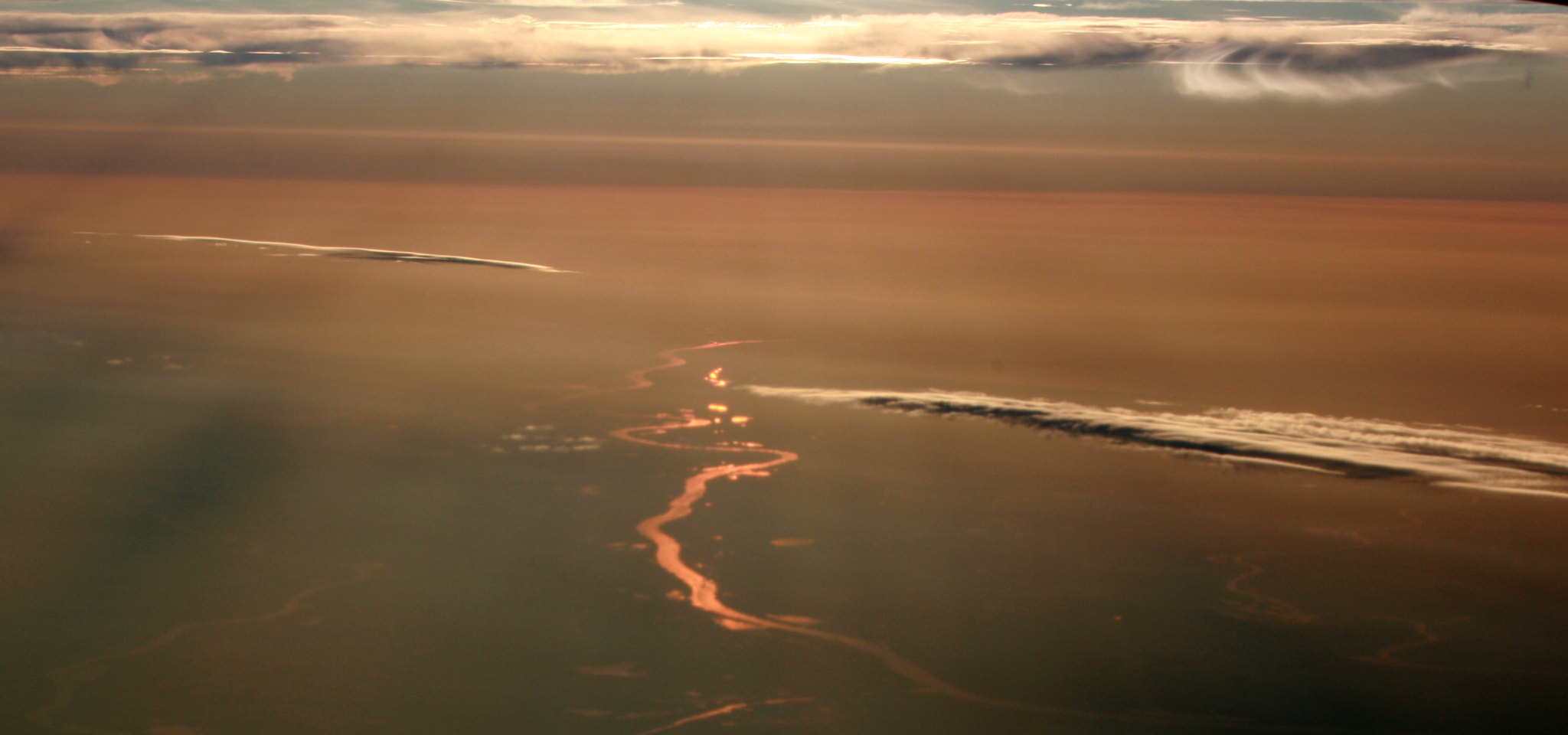 Photograph red river by Kristin Segbefia on 500px