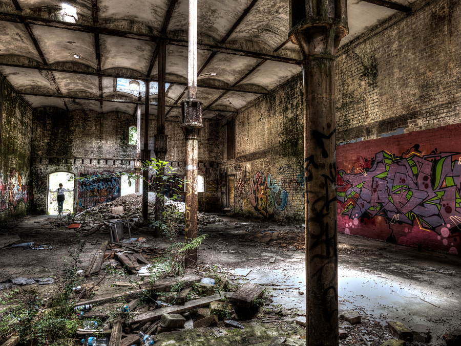 Photograph The Old Brewery by Des Paroz on 500px