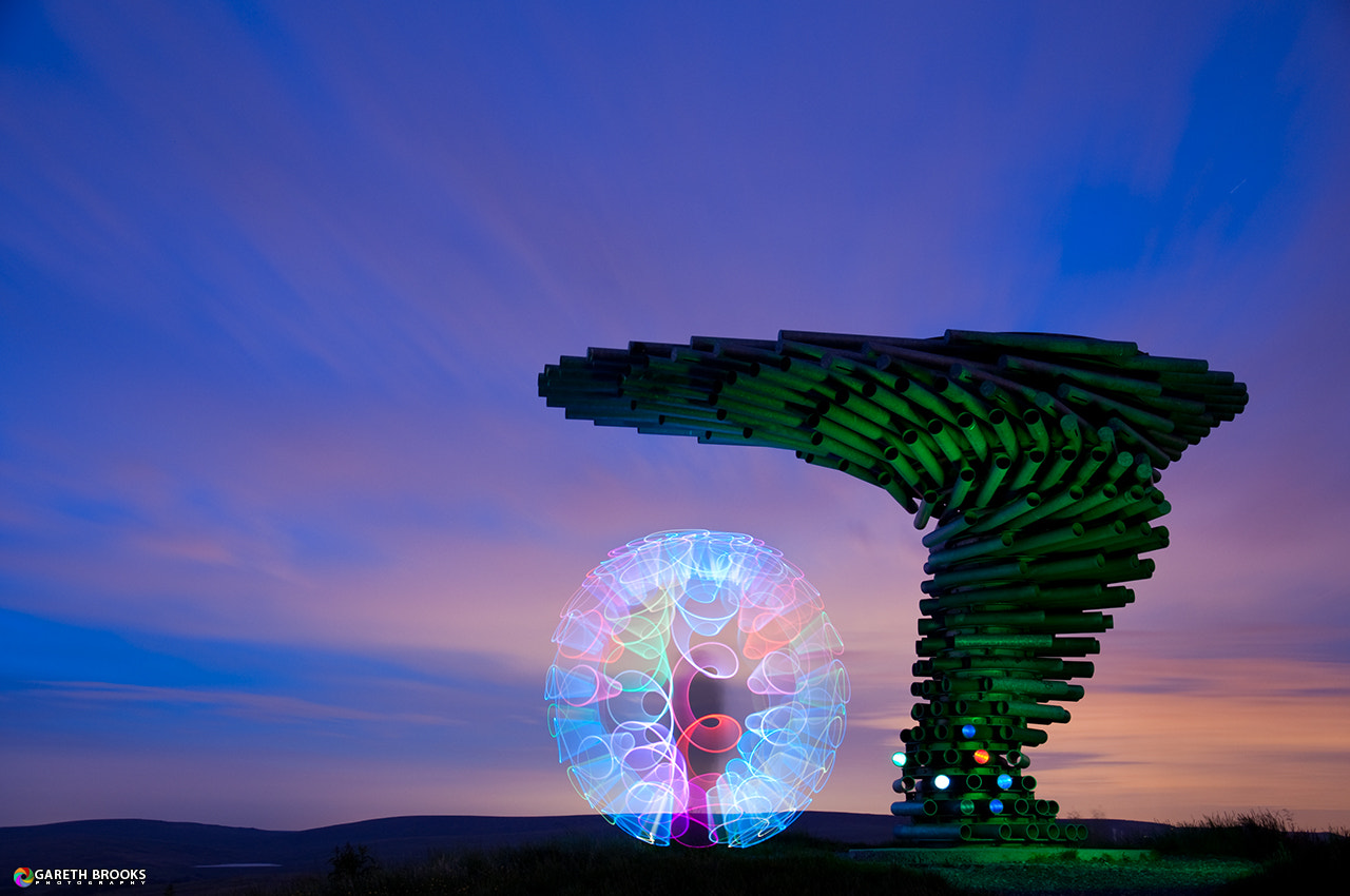 Photograph The Singing Ringing Tree by Gareth Brooks on 500px