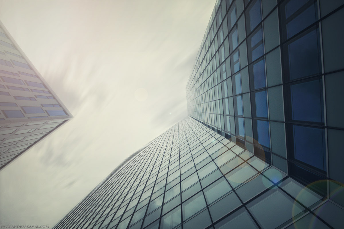 Photograph Emporio Tower Hamburg by Andrea Kamal on 500px
