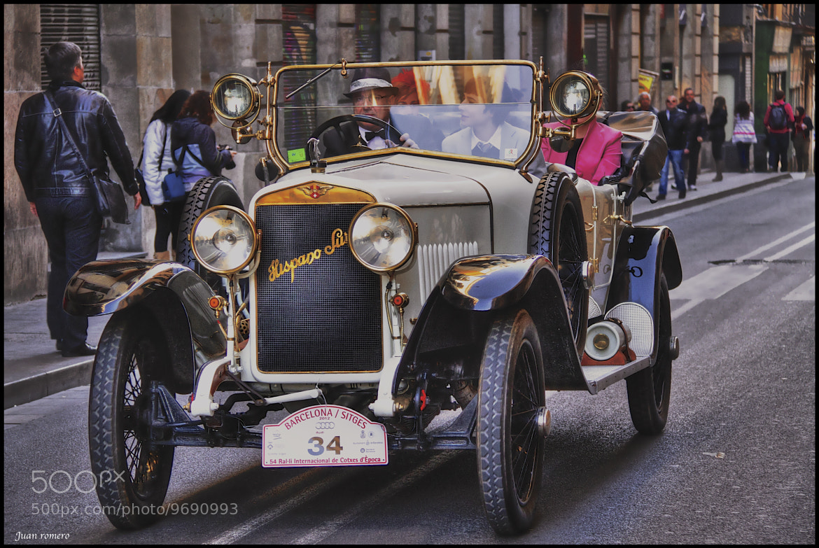Photograph Rally de Sitges by JUAN  ROMERO on 500px