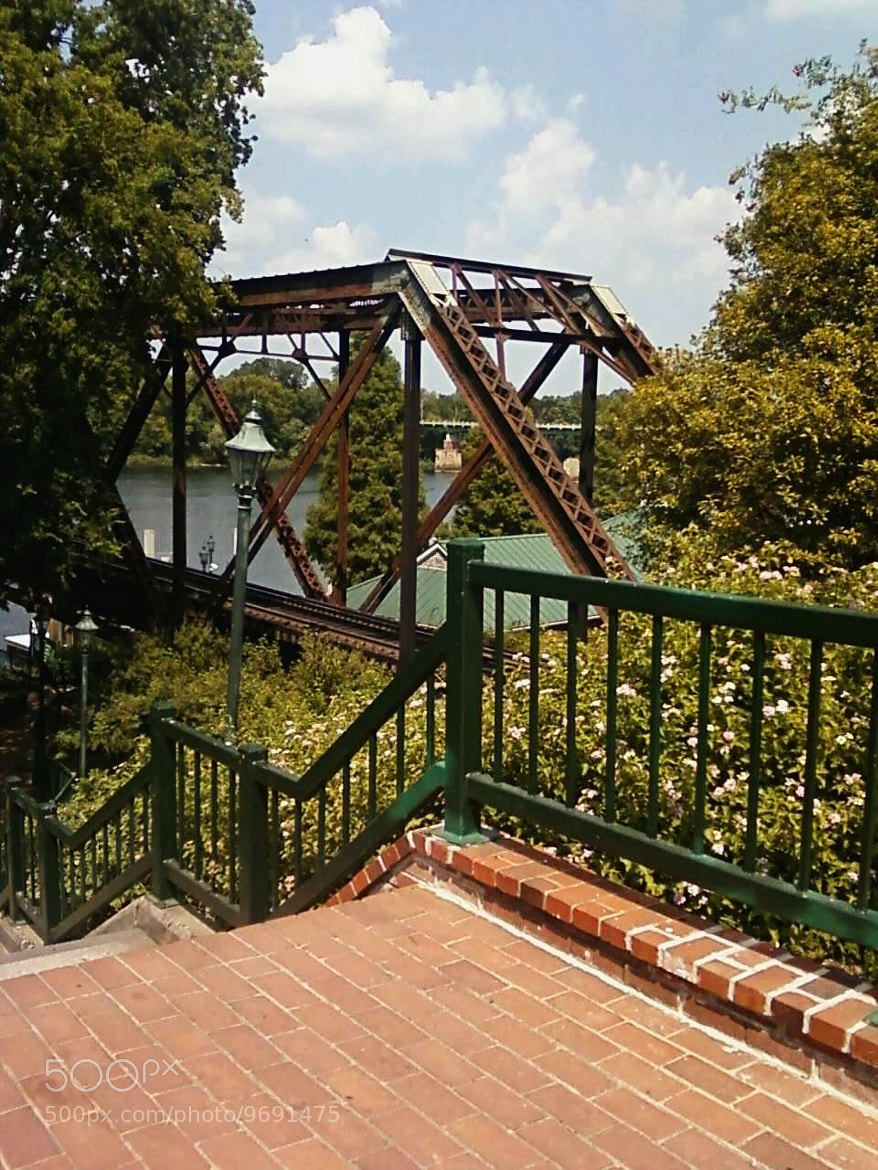 Photograph The River Walk Augusta Ga by Sandra Sherman on 500px