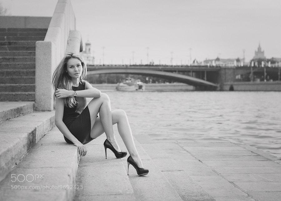 Photograph Vlada by Evgenij Frolov on 500px