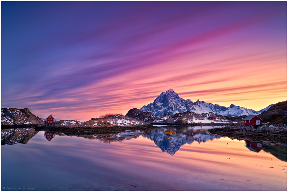 Photograph Kavelvåg | Lofoten by Christian Ringer on 500px