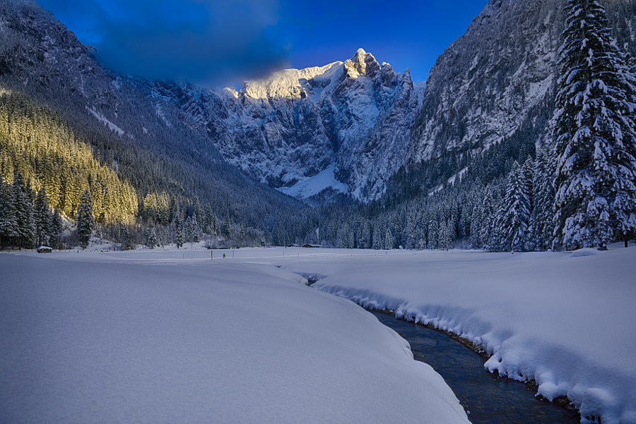 Photograph Winter in Berchtesgaden by Maltan Anton on 500px