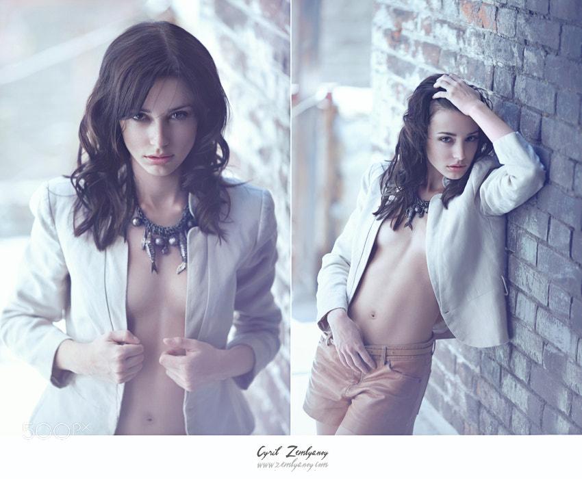 Photograph Anastasy2 by Cyril Zemlyanoy on 500px