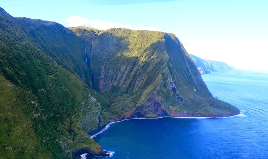 Hawaii Waterfalls That Will Enchant Your Pants Off HuffPost - Landforms in hawaii