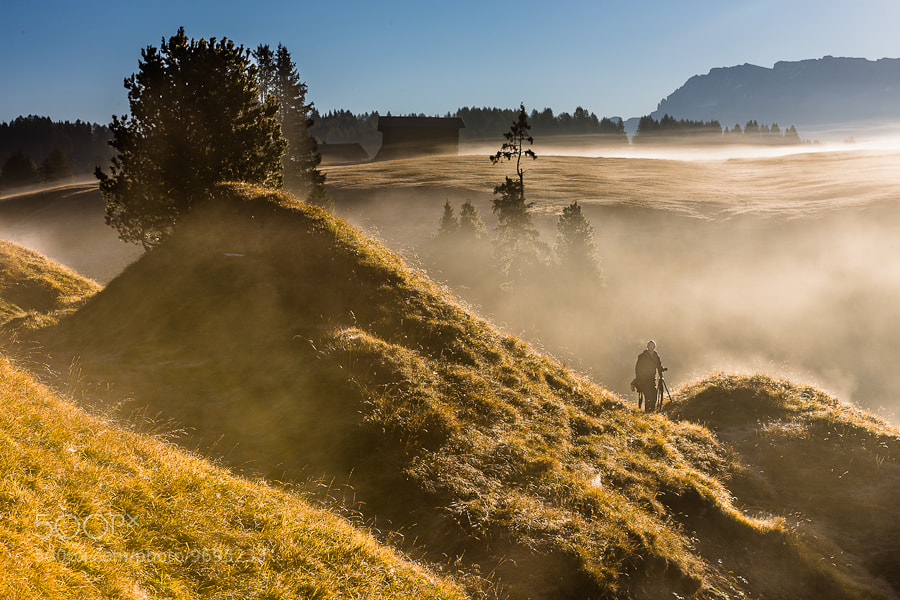 """<a href=""""http://www.hanskrusephotography.com/Workshops/Dolomites-Workshop-Oct-8-12-12/18012376_JfTs4d#!i=1962405472&k=qxfPWCz&lb=1&s=A"""">See a larger version here</a>  This photo was taken during a photo workshop that I led in the Dolomites in October 2011."""