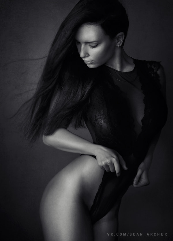 Dasha by Sean Archer on 500px.com
