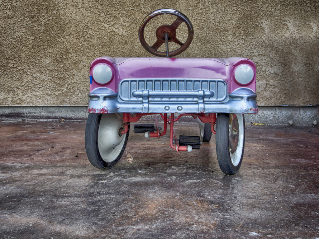 Photograph Pink  Cadillac by Blindman shooting on 500px