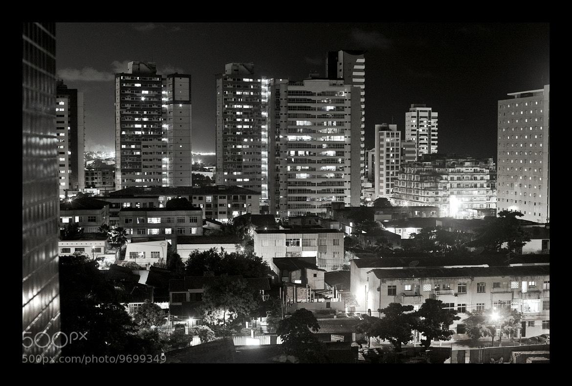 Photograph nigth cityscape by FeFoPhotography  on 500px