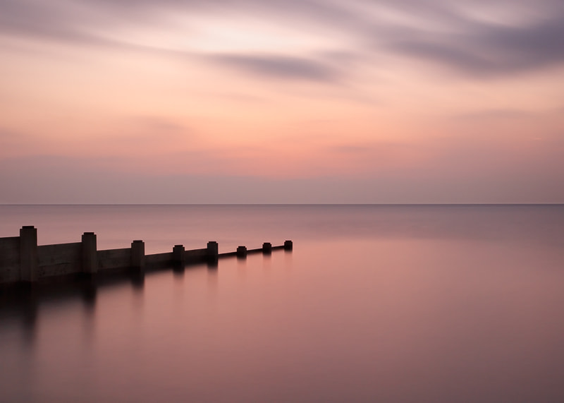 Photograph Dreamtime, The Fylde Coast, Lancashire by Russell Turner on 500px