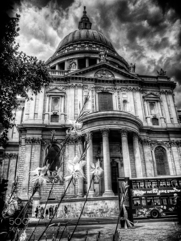 Photograph St Paul's Cathedral by Guven Bayram on 500px