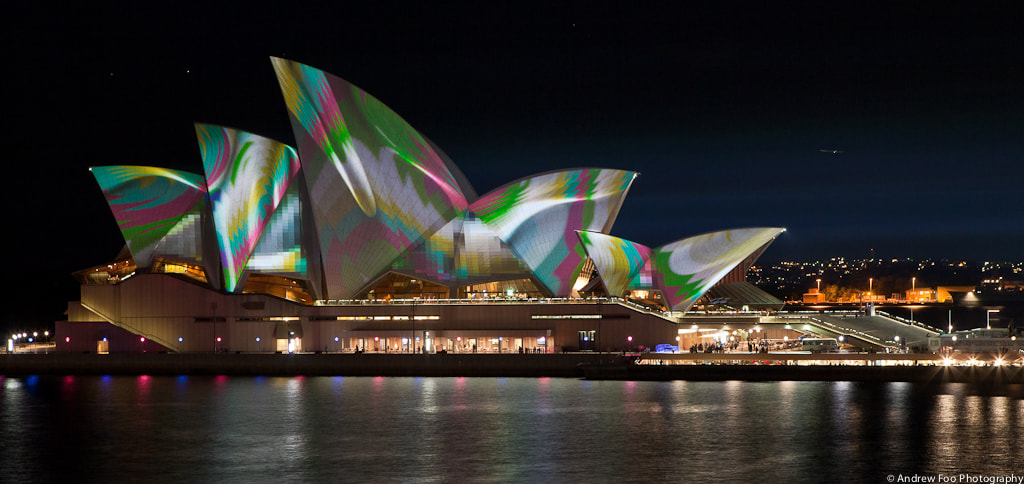 Photograph Sydney Vivid 2011 by Andrew F on 500px