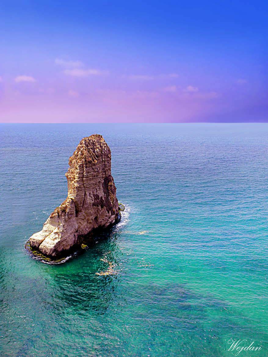 Photograph Sea Rock by Wejdan AL Dossary on 500px