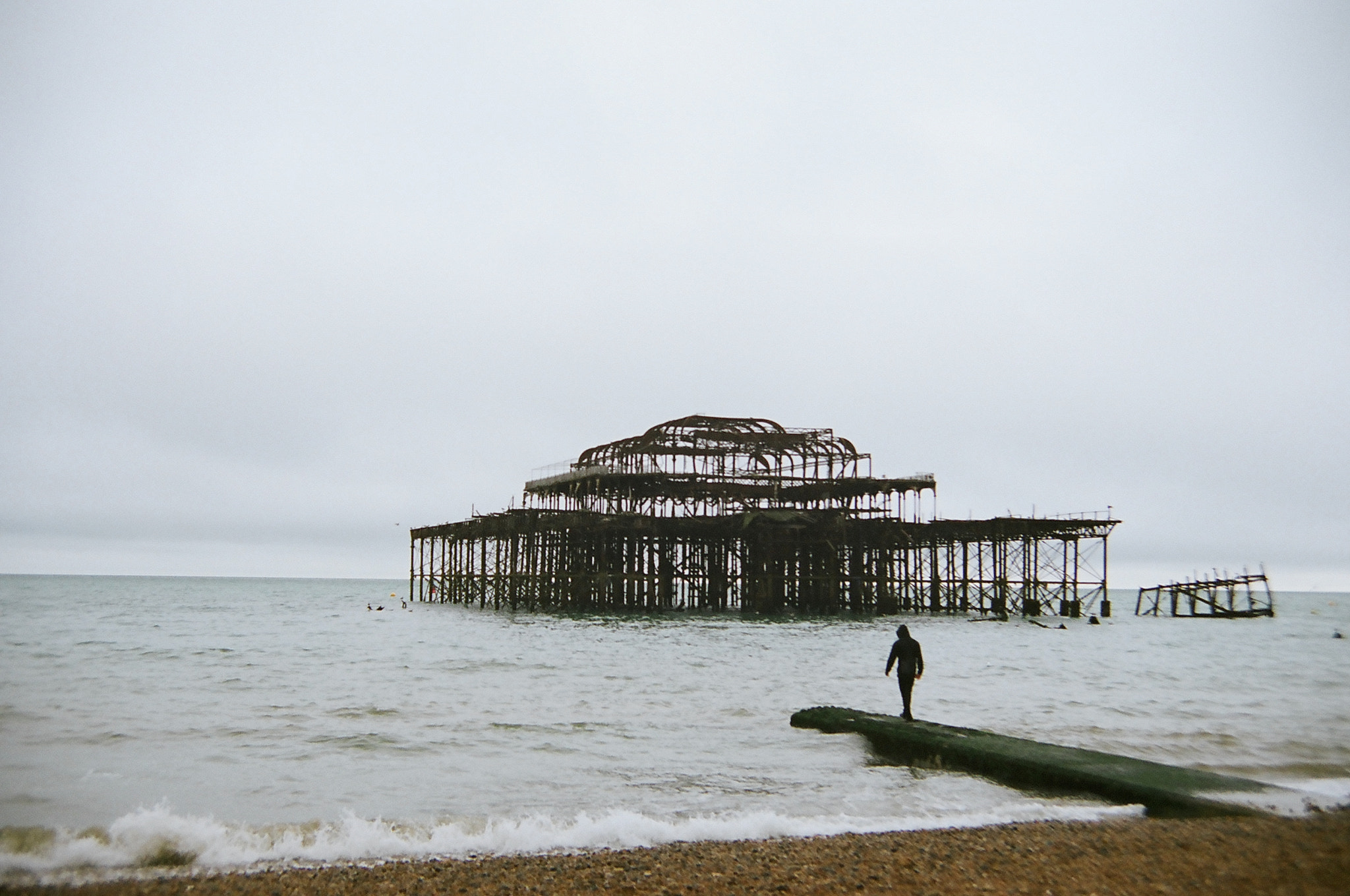 Photograph old brighton pier by jeremie infelise on 500px