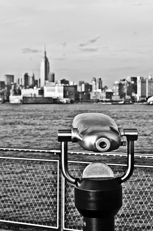 Photograph From Hoboken to Manhattan by Eduardo Martin on 500px