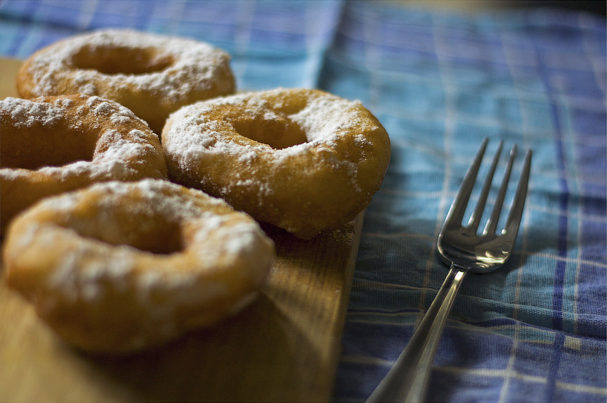 Photograph donuts by kolbasa06 on 500px