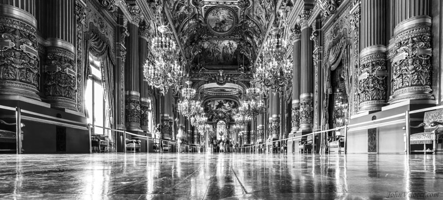 Opera House, Paris 7