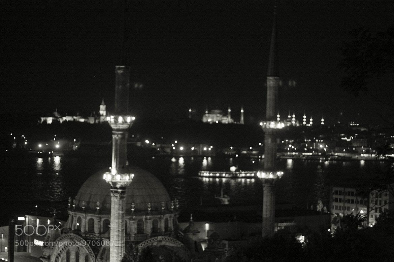 Photograph One Night At Cihangir by Burak YILDIRIM on 500px