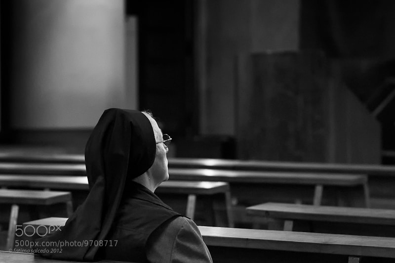 Photograph in prayer... by fatima salcedo on 500px