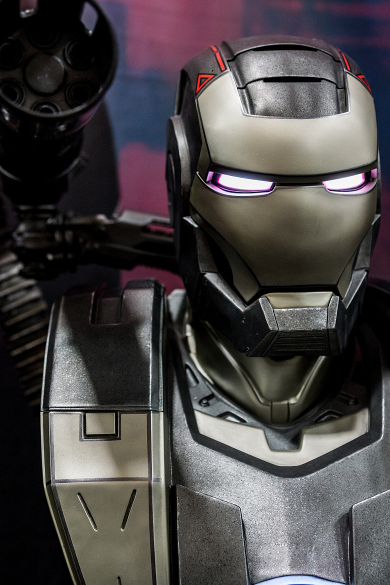 Photograph Iron man by Ticknor Photo on 500px