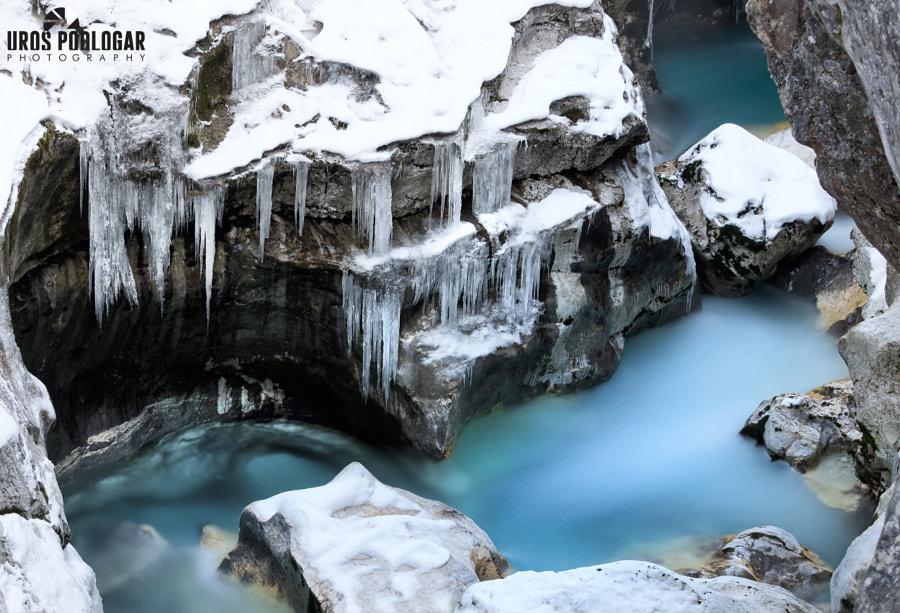 Soca river (Slovenija) 1/3 by Uros Podlogar Photography on 500px