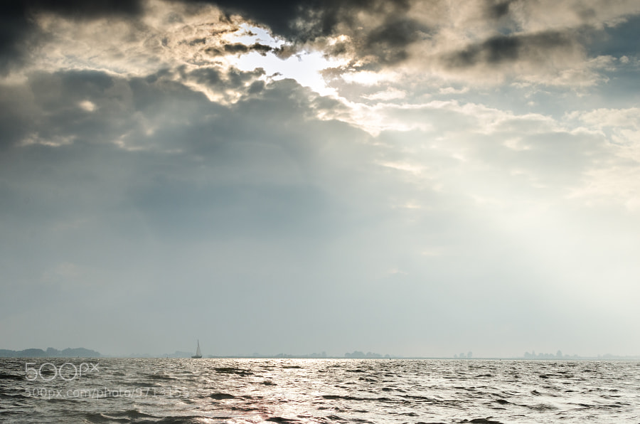 Photograph Afternoon sailing at Heegermeer by Robbert Verheijde on 500px