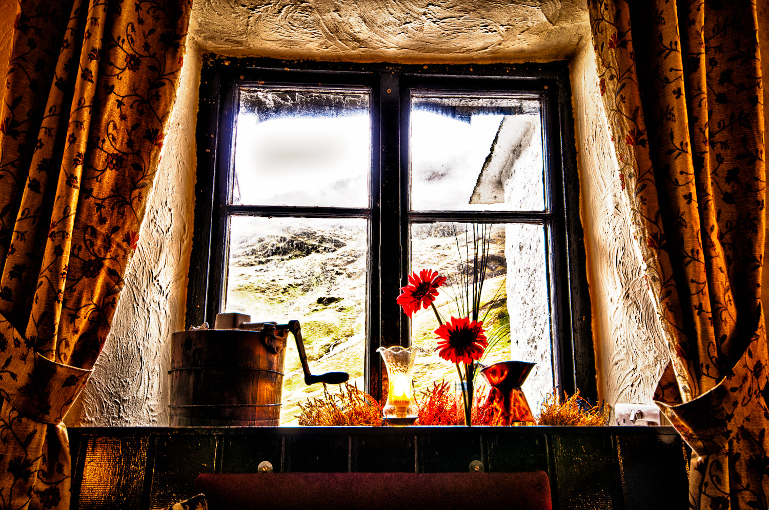 Photograph Kirkstone Pass Inn window by Martin Tyler on 500px