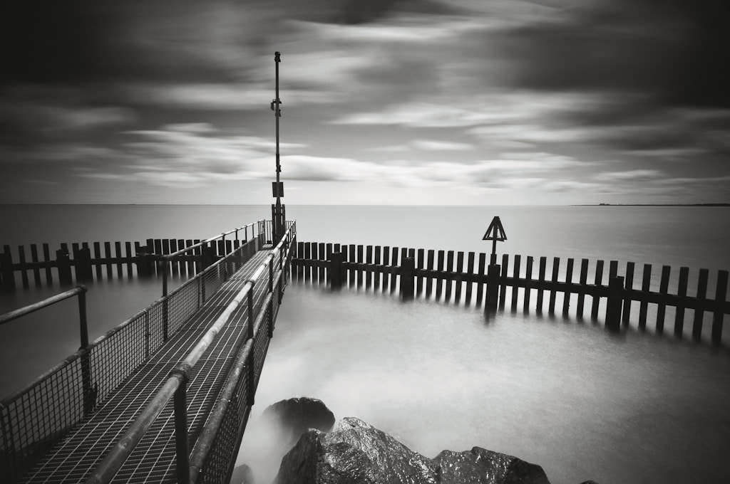 Photograph Out to Sea by Giles McGarry on 500px