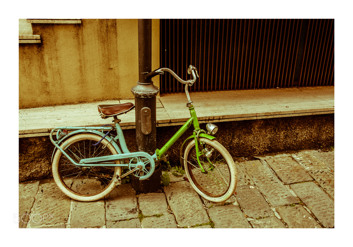 Photograph old bike by Raoul Gross on 500px