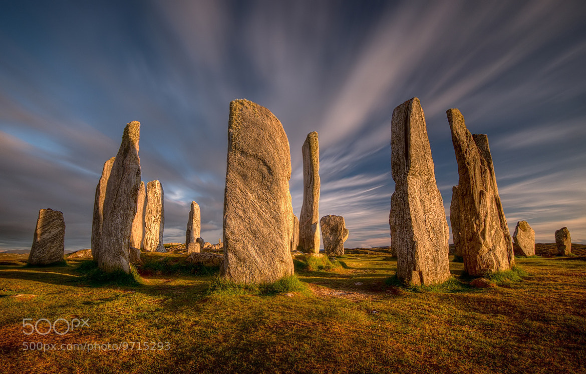 Photograph Callanish stones by Swen strOOp on 500px