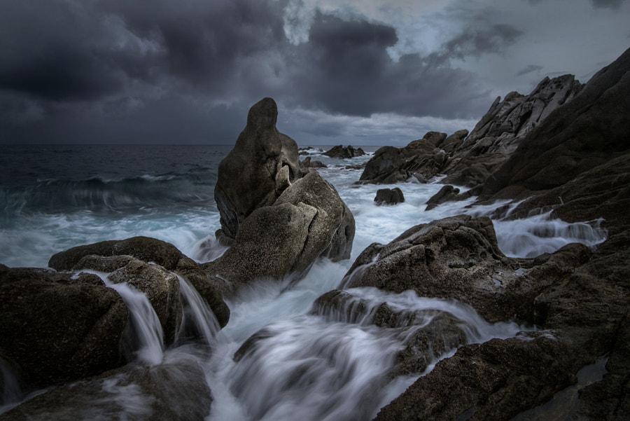 dark weather by George Tsamakdas on 500px.com