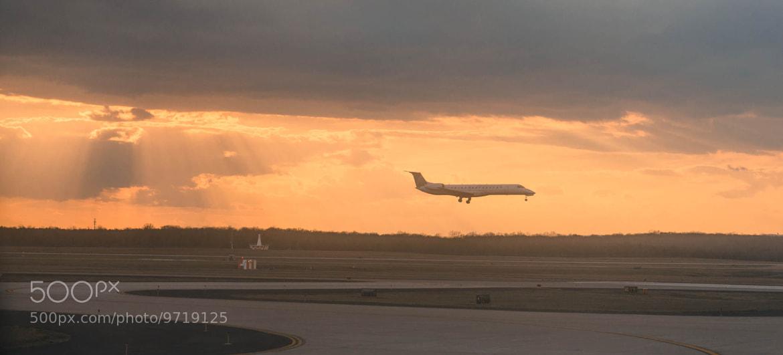 Photograph Dulles Airport by Camilo Suarez on 500px