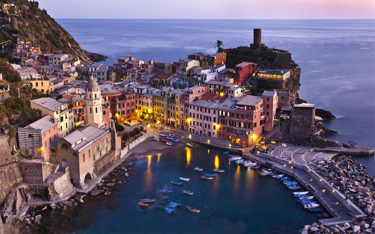 Photograph vernazza The Five Lands by Xiaosong Sheng on 500px