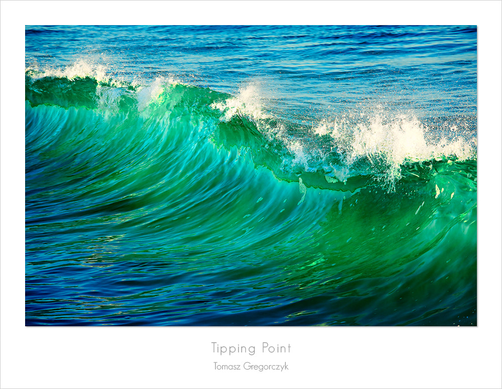 Photograph Tipping Point by Tomasz Gregorczyk on 500px