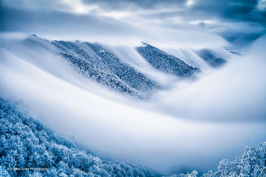 Kingdom Of Clouds by Evgeni Dinev on 500px
