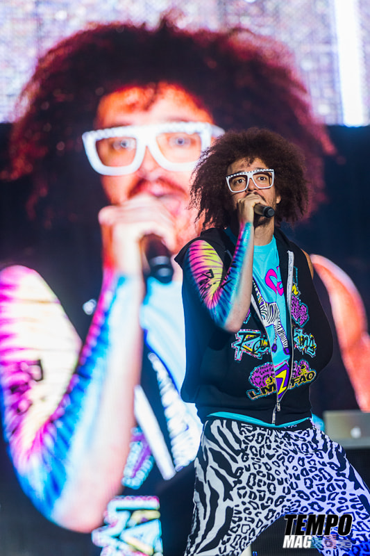 Photograph RedFoo LMFAO by Simon Paradis on 500px