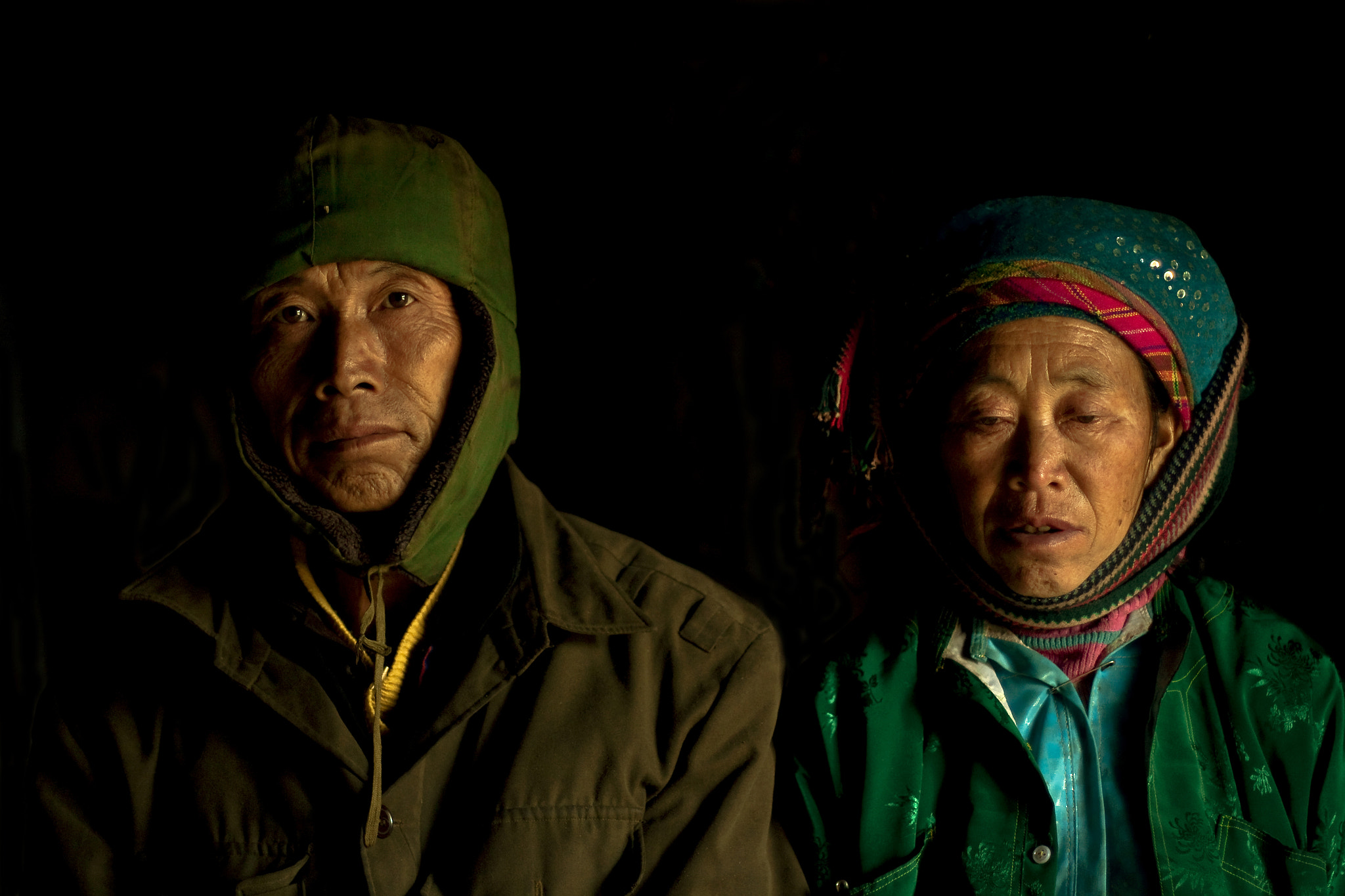 Photograph Old couple in Ha Giang by minh_nguyen on 500px