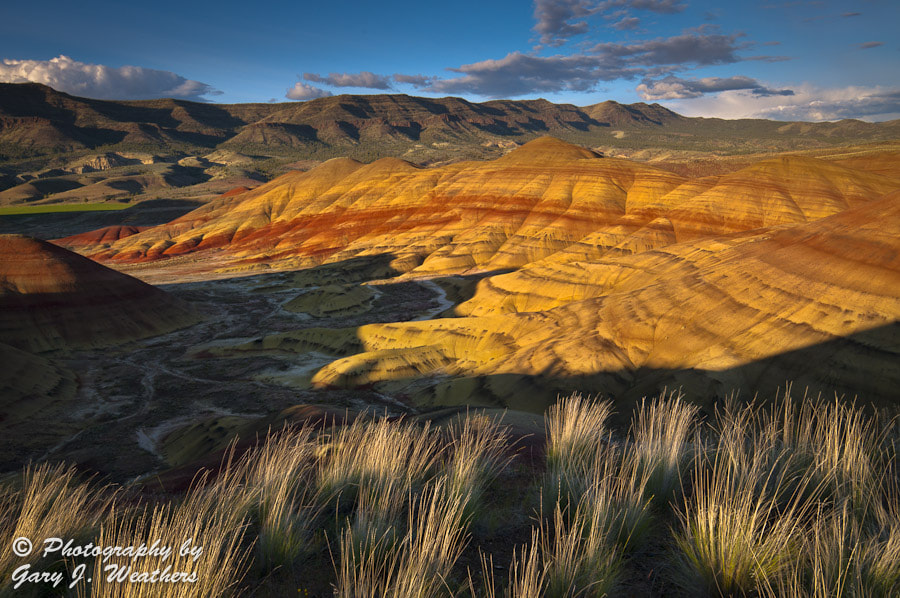 Photograph Painted Hills by Gary Weathers on 500px