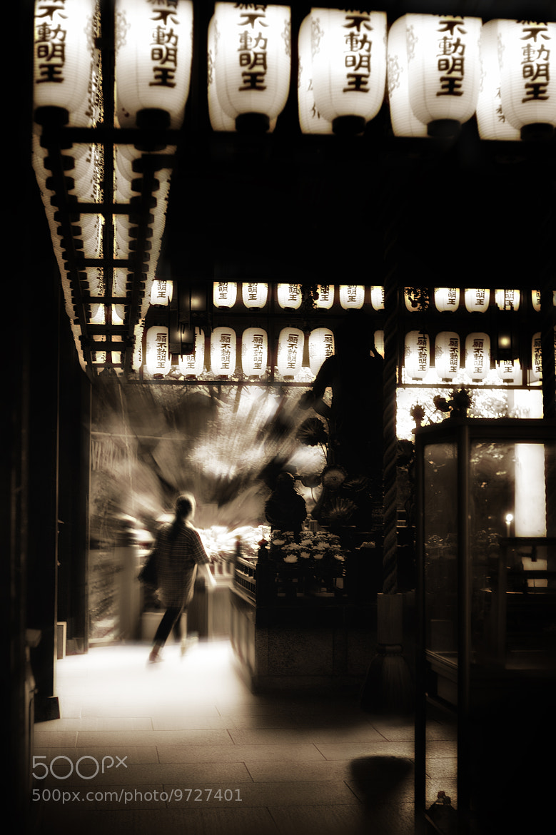 Photograph Worshipping a hundred times at a shrine by Mitsuru Moriguchi on 500px