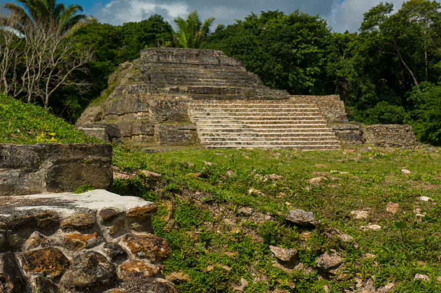Photograph Mayan Ruins - Altun Ha - Belize by Lance Stevens on 500px