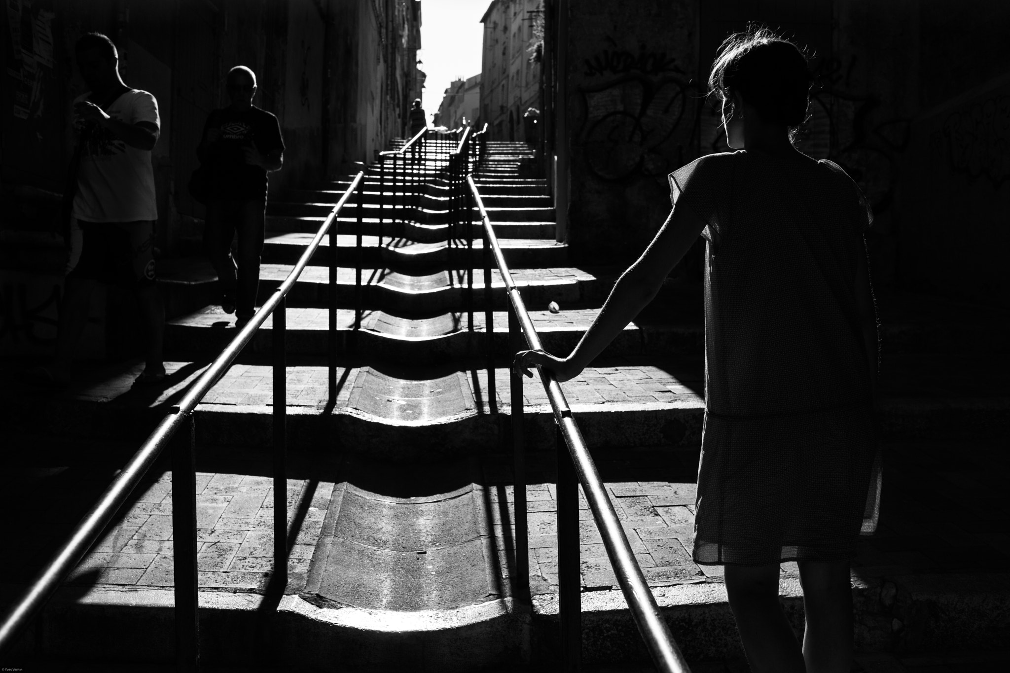 Photograph Stairs by Yves Vernin on 500px