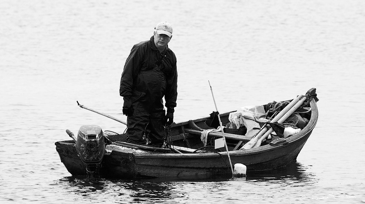 Photograph Fishing by Susie Knudsen on 500px