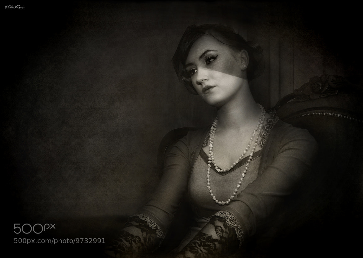 Photograph Retro portrait. by Viktor Korostynski on 500px