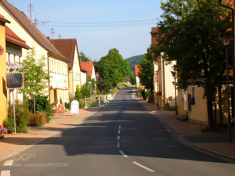 Photograph Empty street by Ümit V. on 500px