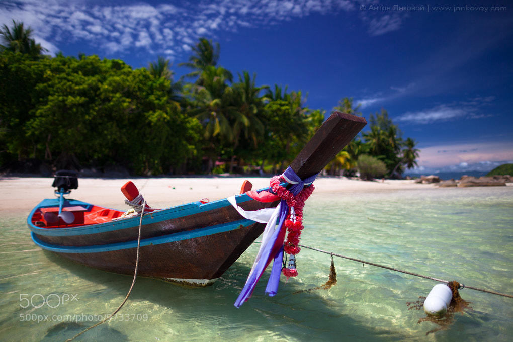 Photograph Phangan Paradise! by Anton Jankovoy on 500px
