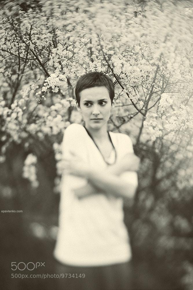 Photograph Nadya . 5 by Evgeniy Pavlenko on 500px